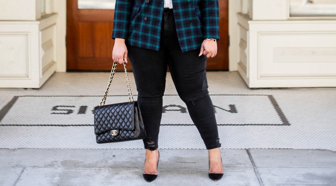 a767f8fe1c The Best Plus-Size Jeans According To 8 Fashion Influencers