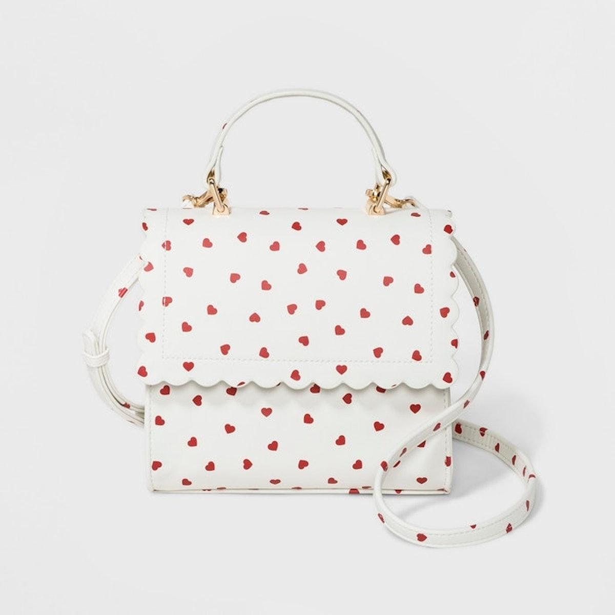 A New Day Ursula Crossbody Bag in White