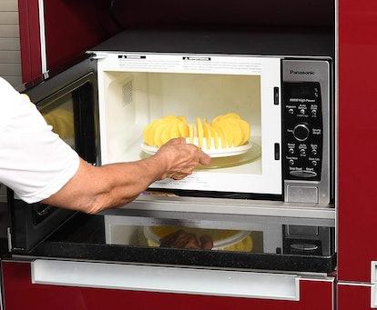 Home-X Microwave Potato Chip Maker