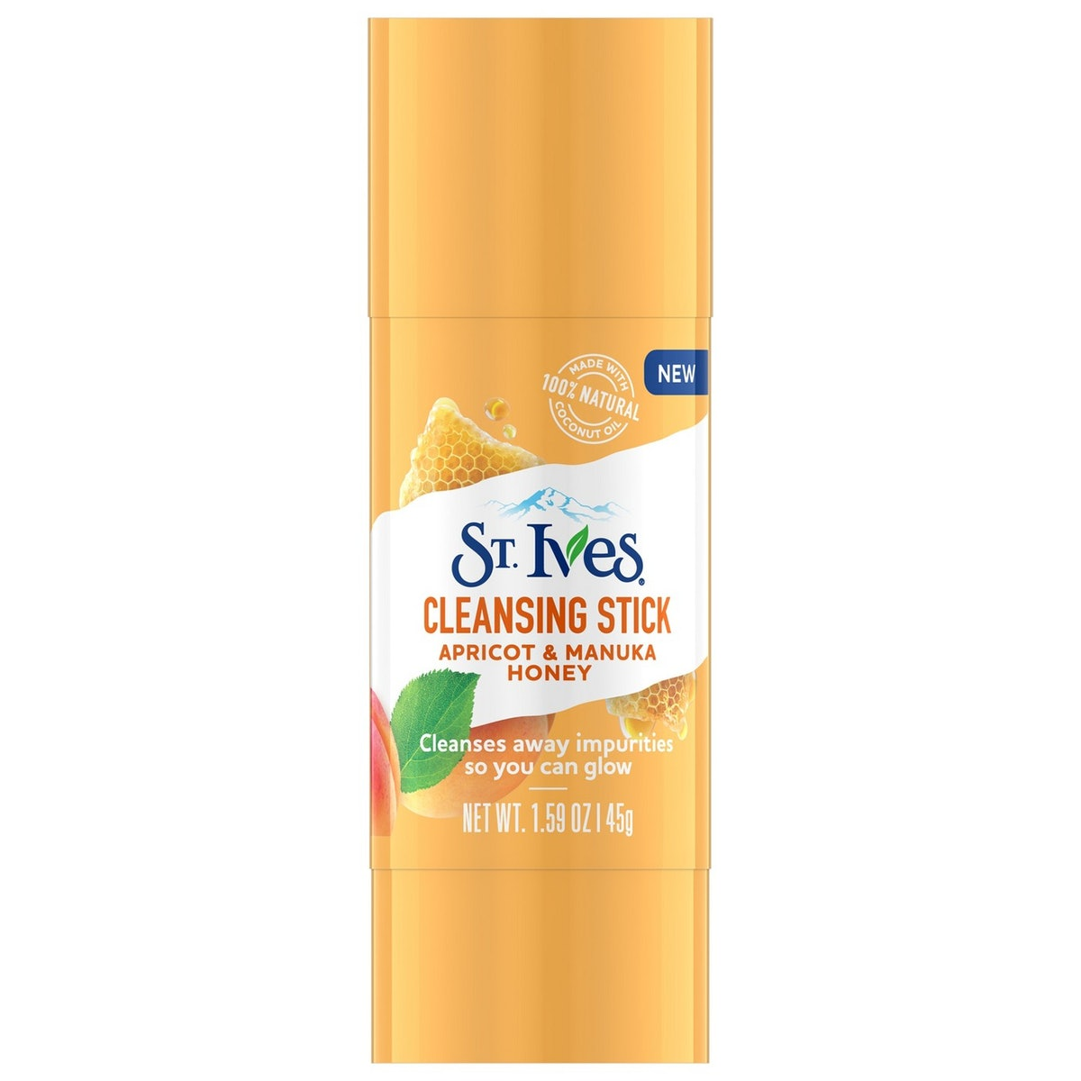 St. Ives Glow Apricot & Manuka Honey Cleansing Stick