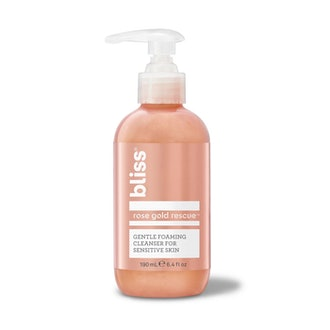Bliss Rose Gold Rescue Soothing Facial Cleanser - 6.4 fl oz