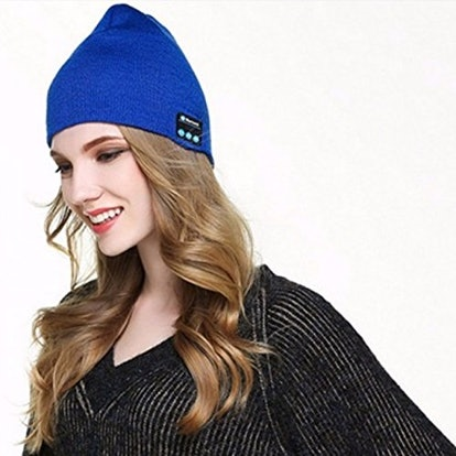 MoonWorld Bluetooth Beanie Hat