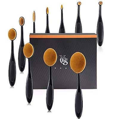 Yoseng Makeup Brush Set (Set of 10)