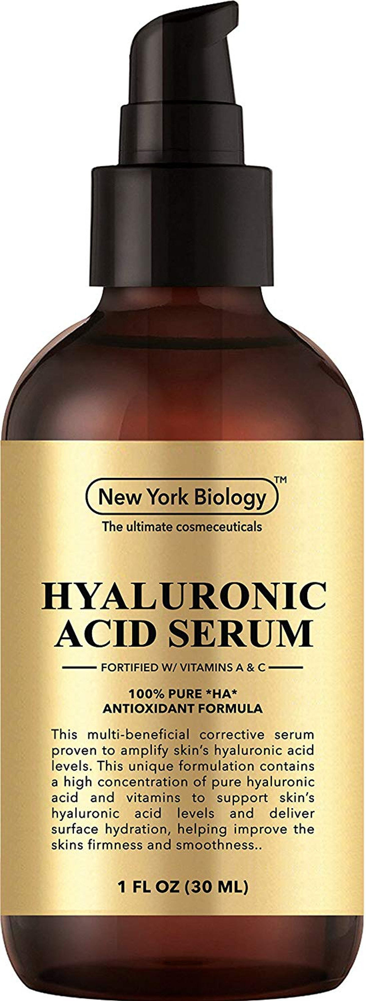 New York Biology Hyaluronic Acid Serum