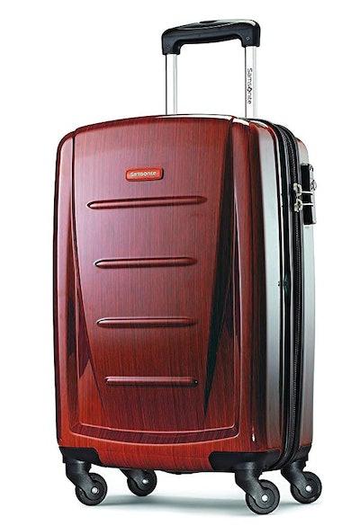"Samsonite Winfield 2 Hardside 20"" Luggage, Orange"