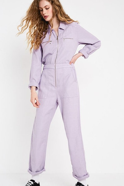 UO Victory Lilac Boilersuit