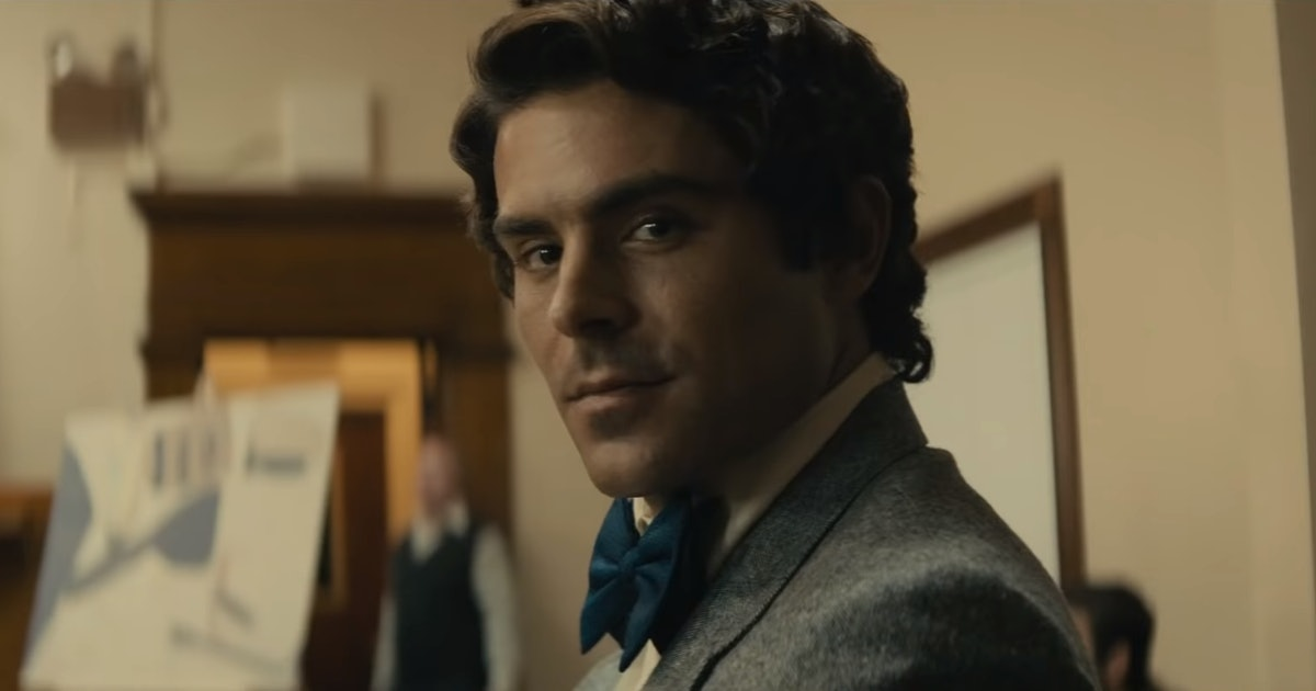 Netflix Purchased Zac Efron's Ted Bundy Movie 'Extremely Wicked, Shockingly Evil And Vile'