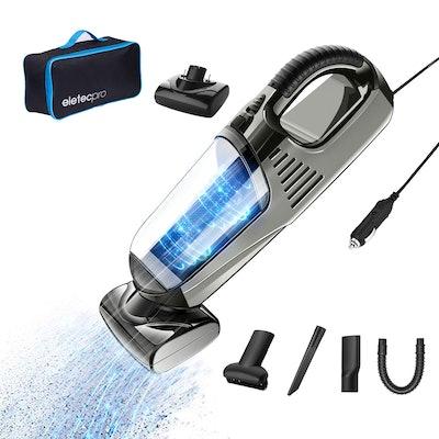 EletecPro Handheld Car Vacuum