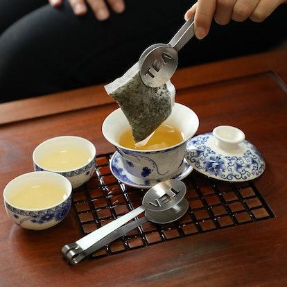 AIEVE Tea Bag Spoon