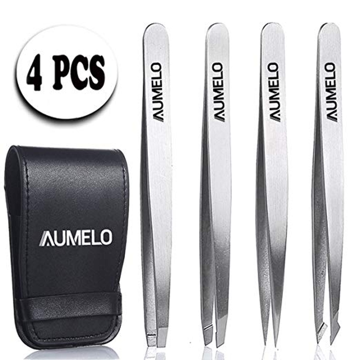 Aumelo Tweezer (Set of 4)