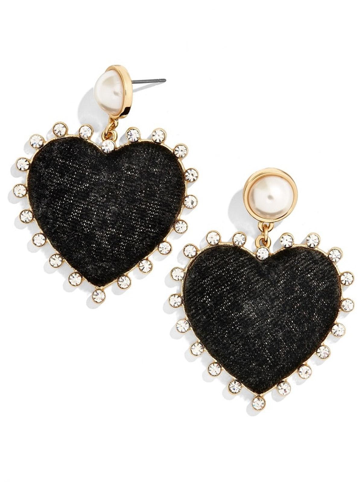 Jag Heart Earrings