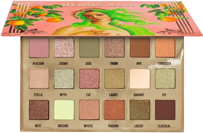 Venus XL 2 Pressed Powder Eyeshadow Palette
