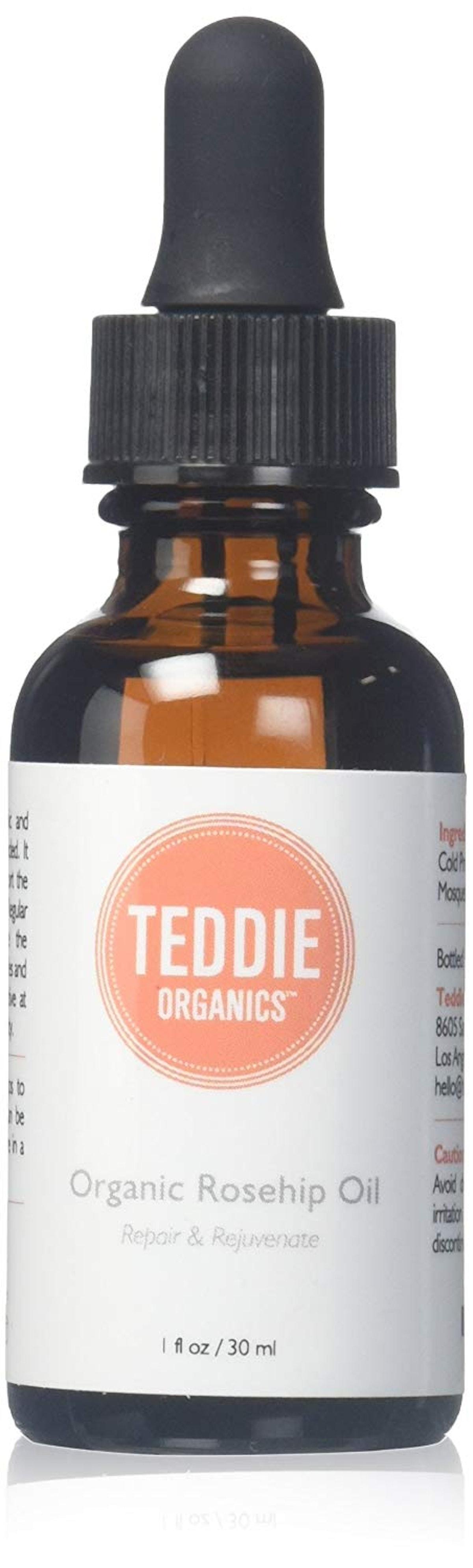 Teddie Organics Organic Rosehip Oil