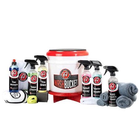 Car Care Wash Bucket Kit