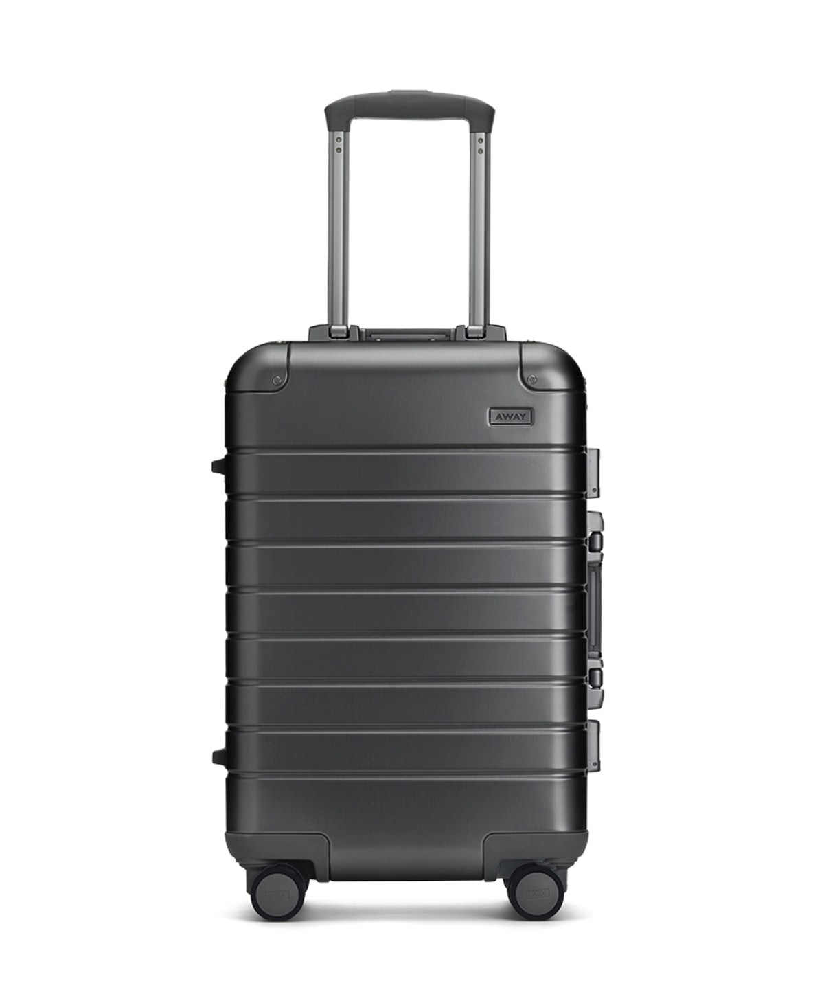 The Carry-On Aluminum Edition in Steel