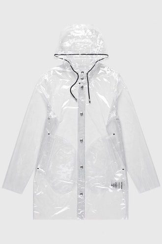 Stutterheim Stockholm Transparent Raincoat