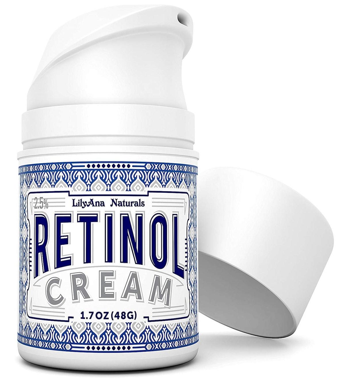 LilyAna Retinol Cream