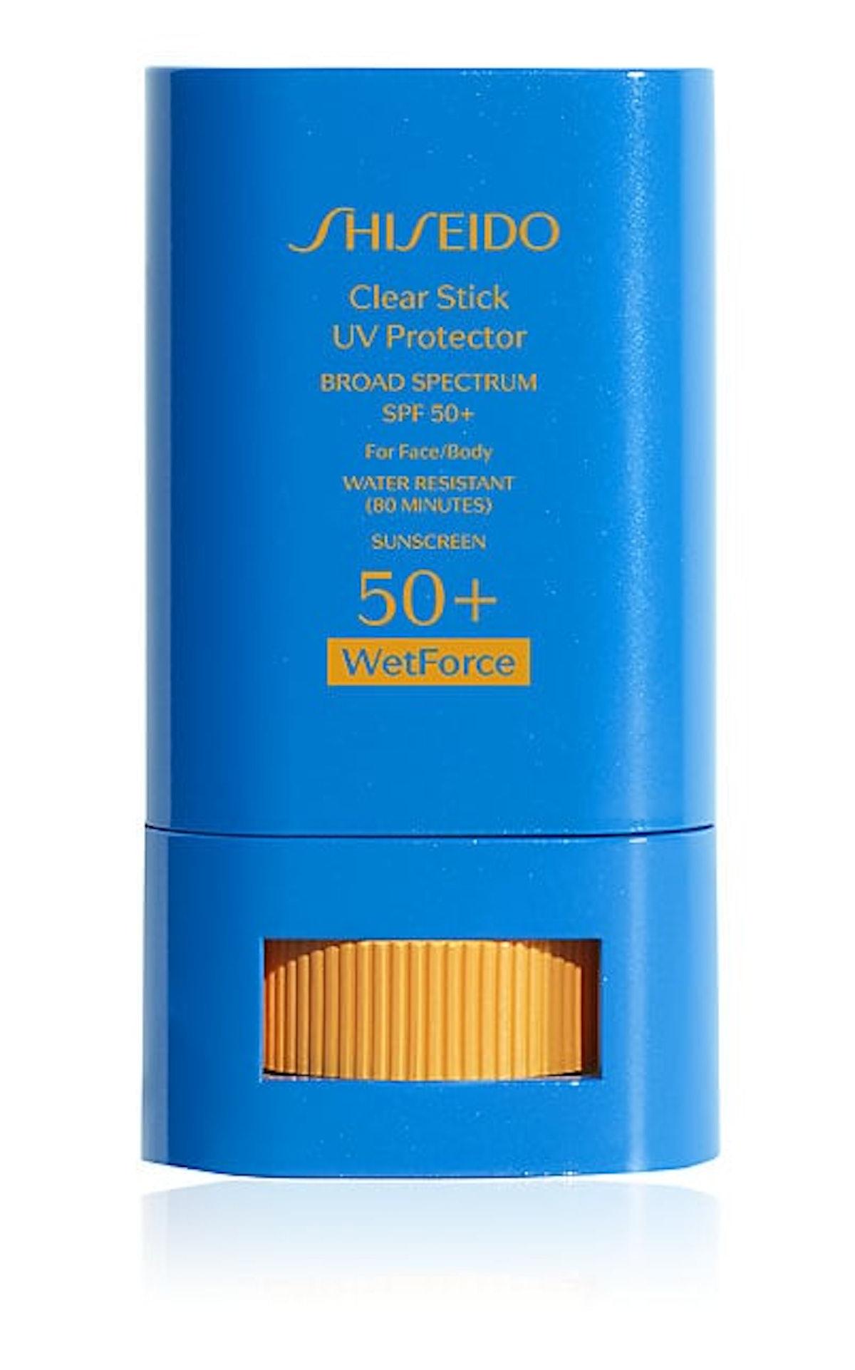 SHISEIDO Sun UV Clear Stick SPF 50+
