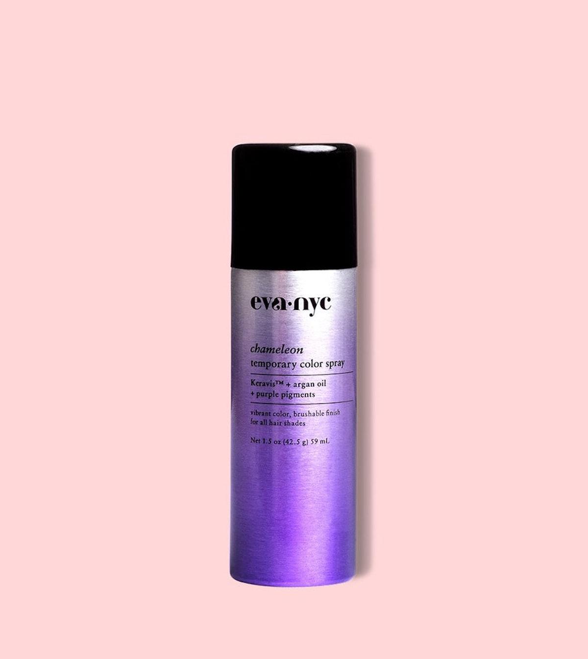 Eva NYC Chameleon Temporary Color Spray in Purple
