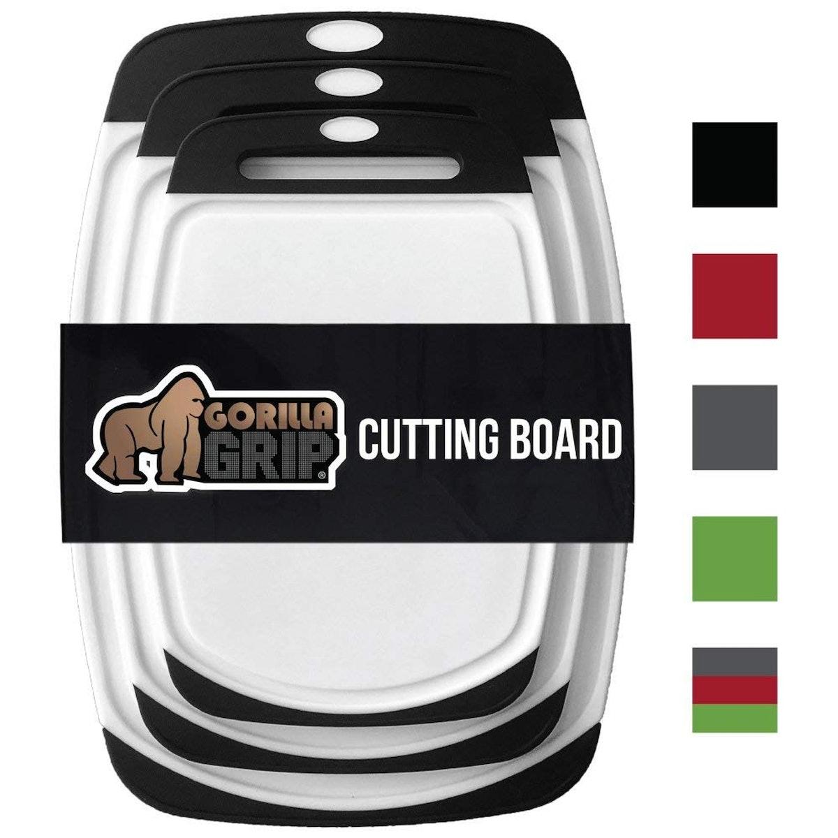 Gorilla Grip Cutting Boards