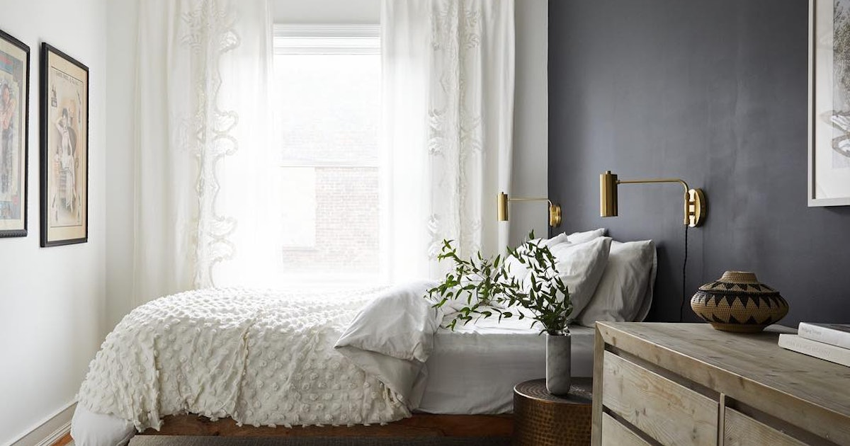 Genius Ideas For A Small Bedroom Thatll Make It Look More Spacious