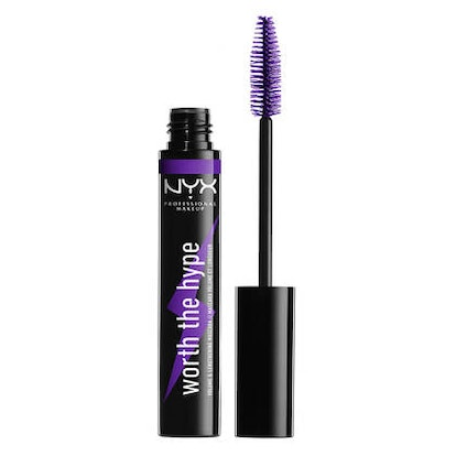 Worth The Hype Colored Mascara in Purple