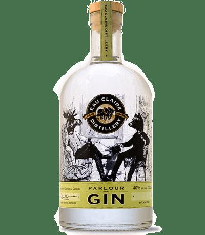 Eau Claire Distillery Parlour Gin