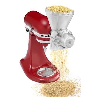 KitchenAid Stand Mixer Grain Mill Attachment