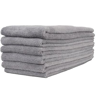 Buff Pro Microfiber Towels (6 Pack)
