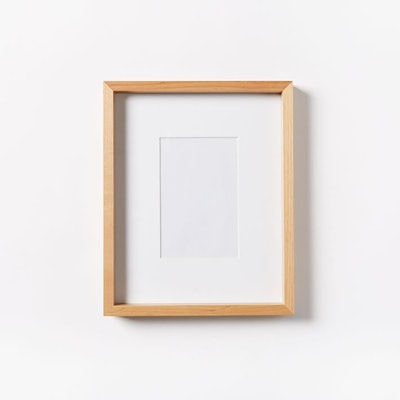 Thin Wood Gallery Frame