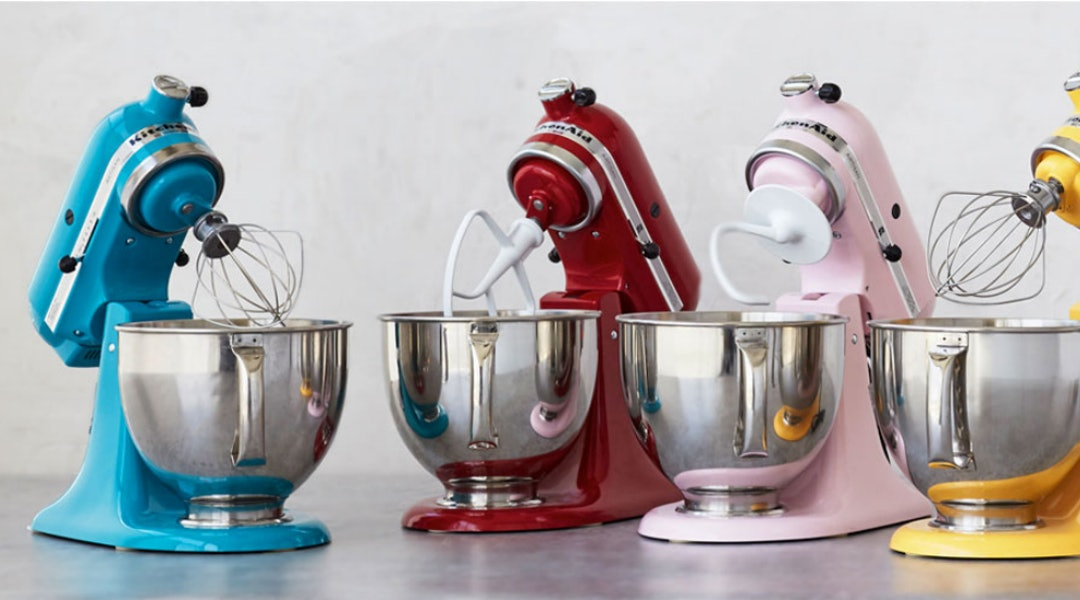 KitchenAid Mixers Are On Sale At Sur La Table, Including One ...