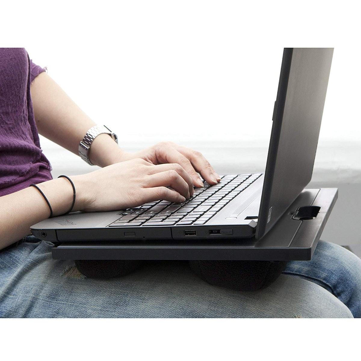 Mind Reader Adjustable Laptop Desk
