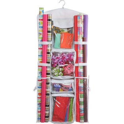 Clorso Wrapping Paper Storage Wrapping Bag