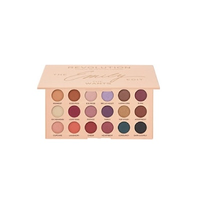 Makeup Revolution x The Emily Edit - The Wants Eyeshadow Palette