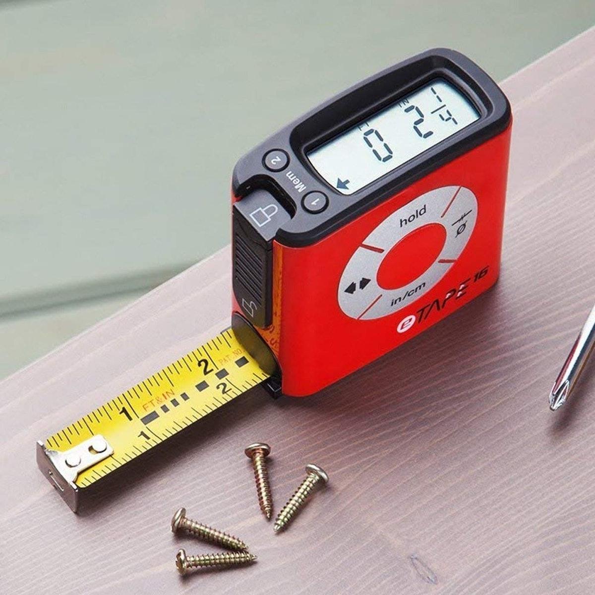 eMeasure Digital Tape Measure