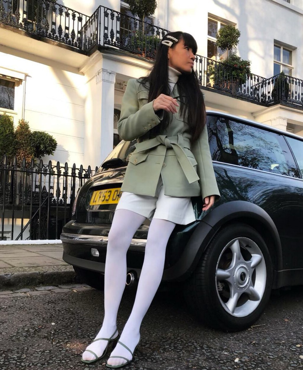 Trend Never Saw Coming Hosiery 2019's Probably Are You White Tights ukTZiOPX