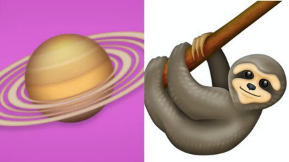 What Are The New Emoji In 2019? Unicode Is Adding A Sloth, A