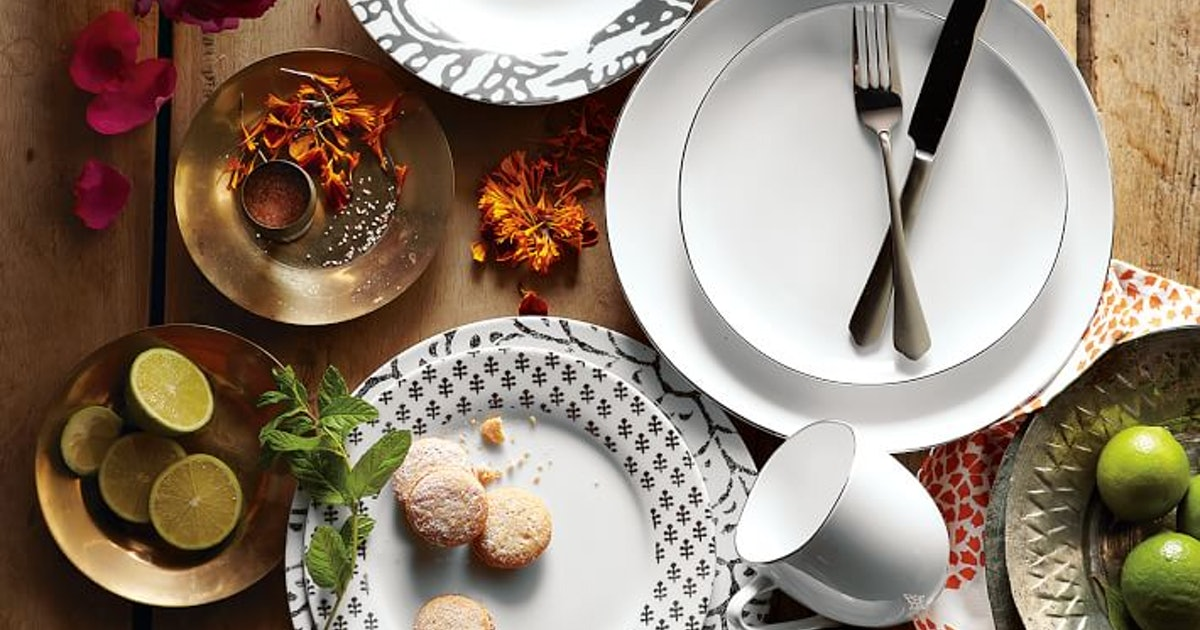Dinner Sets Under $100 That Look So Expensive