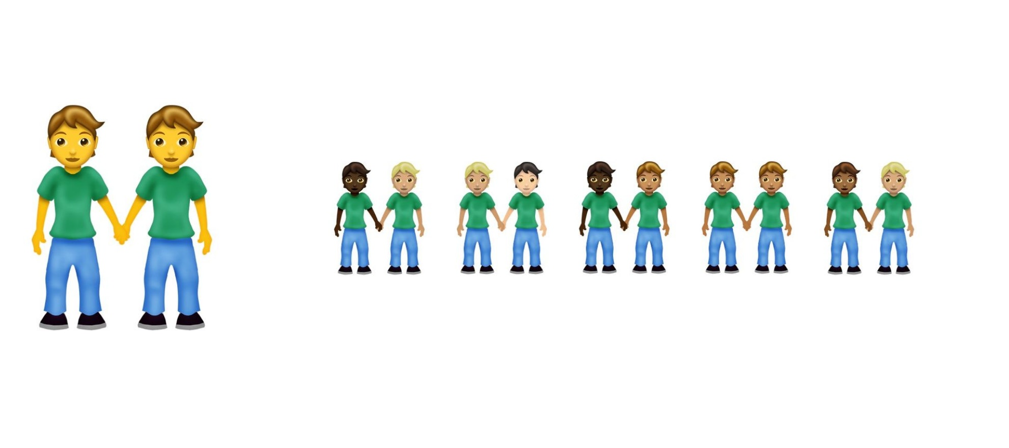 Unicode's New Emojis For 2019 Include Gender Inclusive