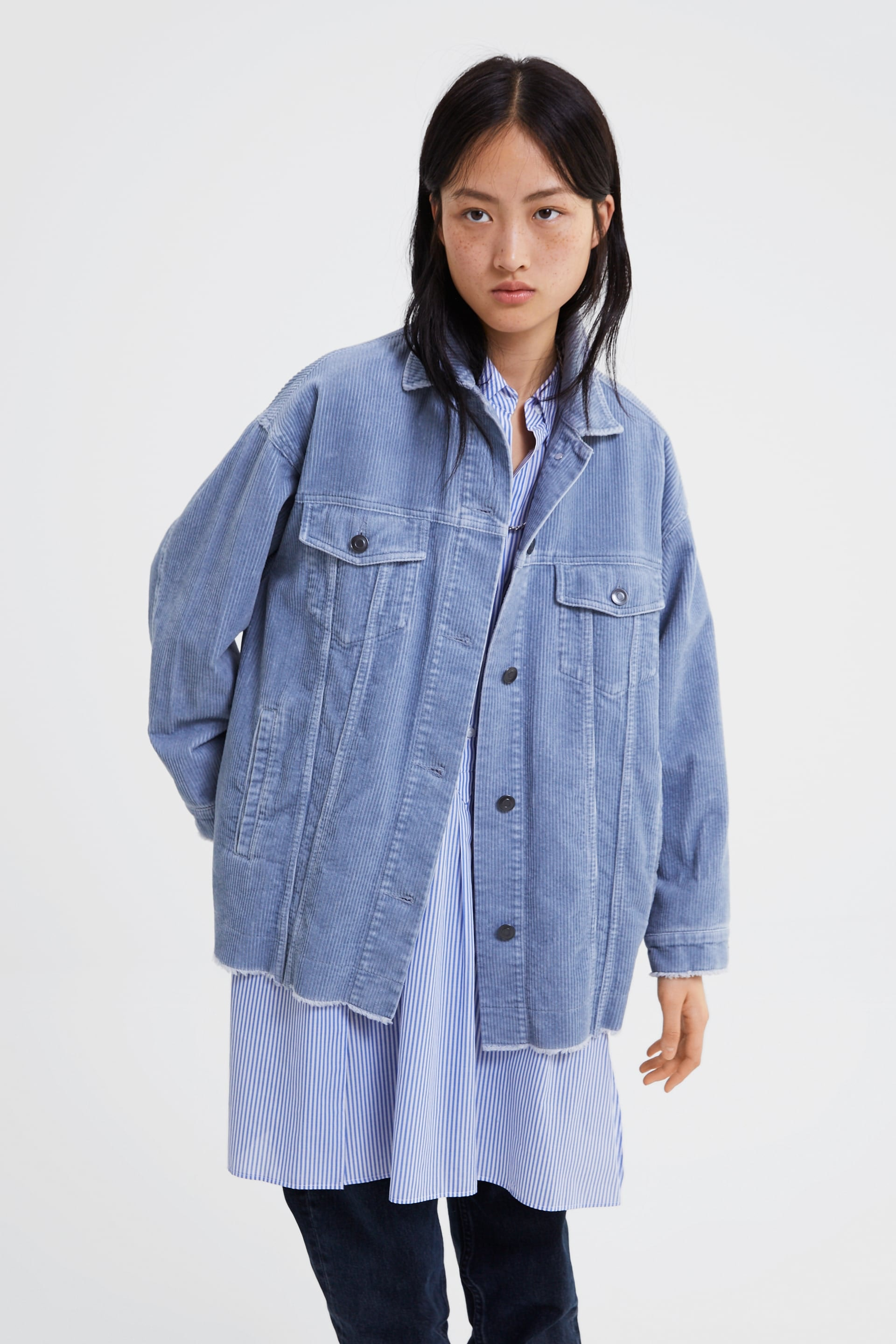 c43aa88f3 The Best Jackets For Spring Are Living In Zara's New Arrivals Right Now
