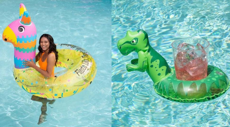 Sam Club S Pool Floats For 2019 Include A Unicorn Llama And A Dinosaur