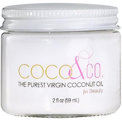 Coco & Co The Purest Virgin Coconut Oil