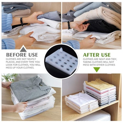 PetOde Clothes Organizer System  (5 Pack)
