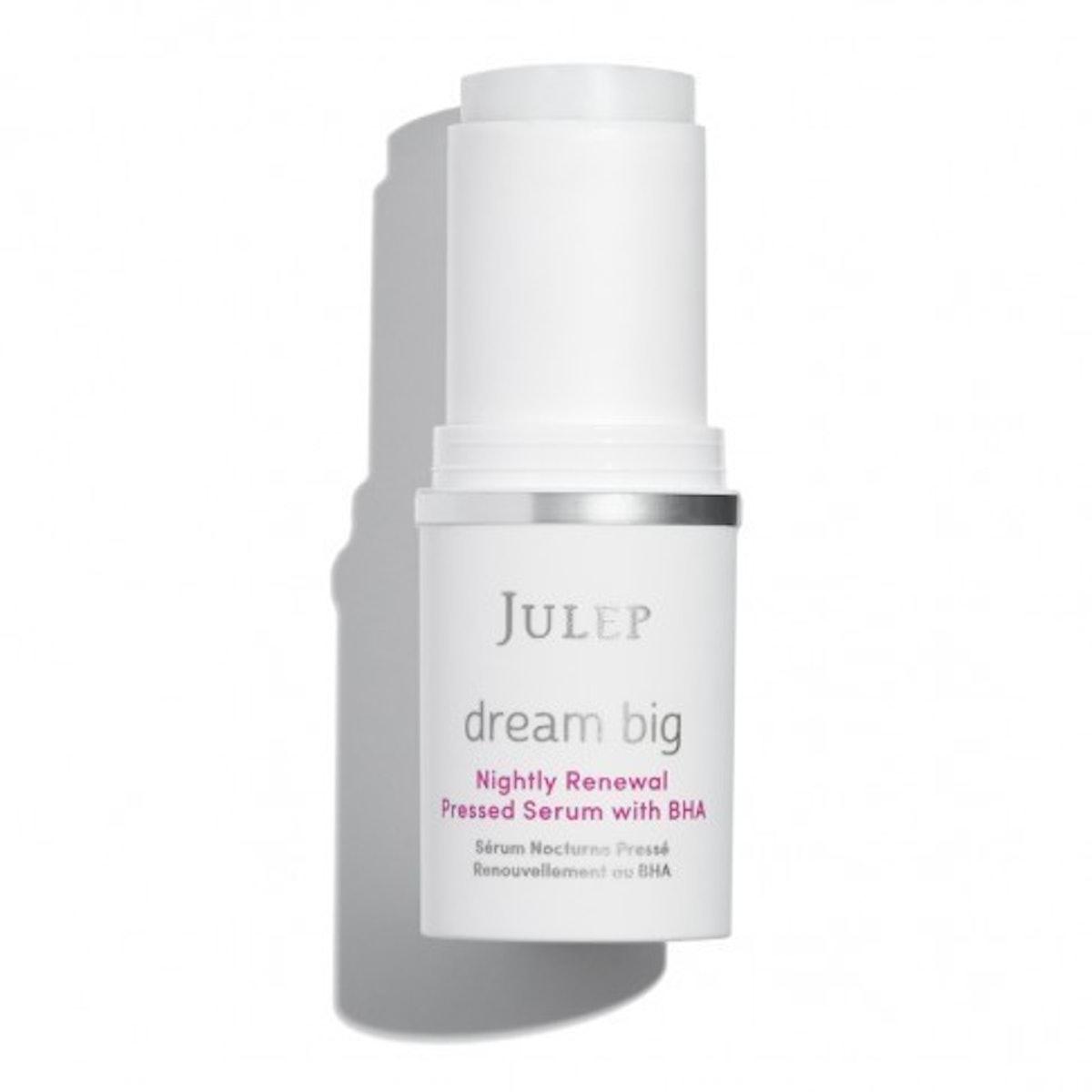 Dream Big  Nightly Renewal Pressed Serum with BHA