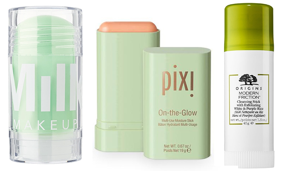 The 21 Best Skincare Sticks For Girls Who Like Things The Easy Way