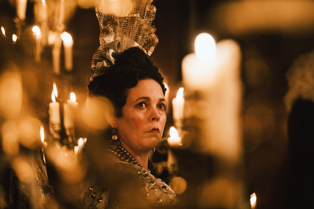 'The Favourite' Hair & Makeup Designer Nadia Stacey Didn't Know If She Could Pull Off The Period Piece