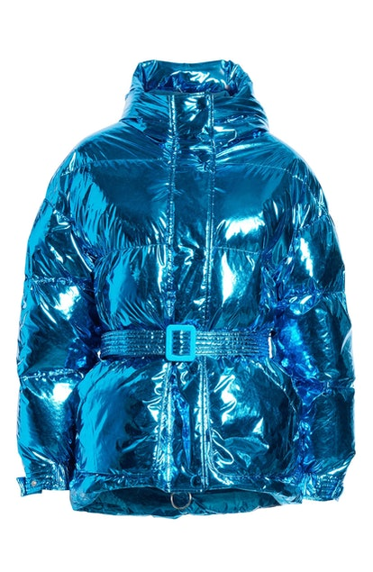 Michelin Hooded Down Puffer