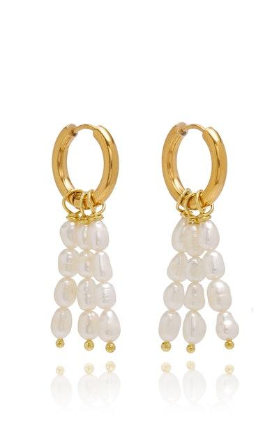 Tripode Earrings