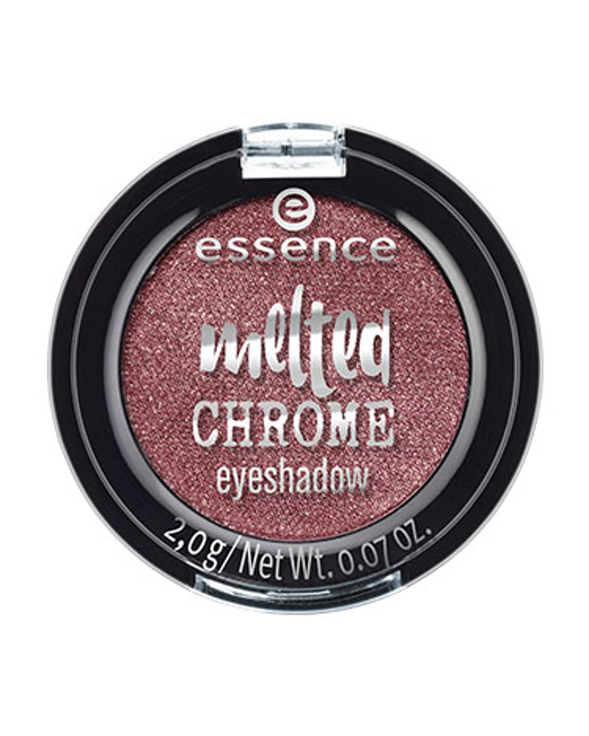 """Melted Chrome Eyeshadow in """"Zinc About You"""""""