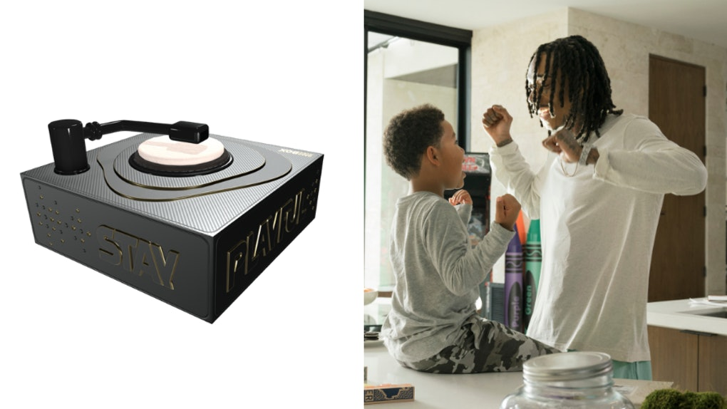 Here's How To Win An Oreo X Wiz Khalifa Music Box During The